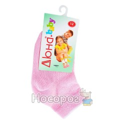 Носки детские Дюна розовые 6В431 р.12,14