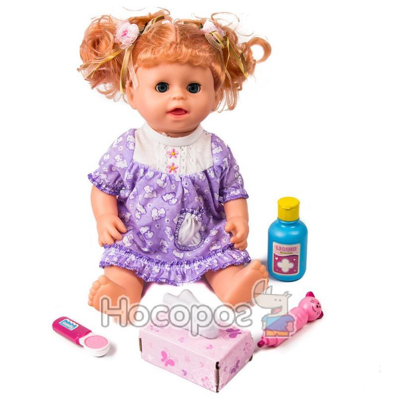 Фото Лялька В 976584 з набором аксесуарів