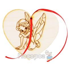 Сюрпризик до Дня Св.Валентина Серце з феєю