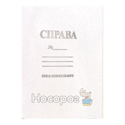 Швидкозшивач картон 50/100 Фолдер