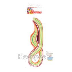 Папір для квілінгу Бумагія ( 3мм/144 смужок) (12)