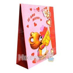 Пакет подарунковий Unison B (505-510) 128g, 26*32*10 (12)