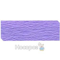 Бумага гофрированная №14 светло-фиолетовая 990718