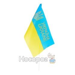 Прапор П3У (Паличка 33,5 см)