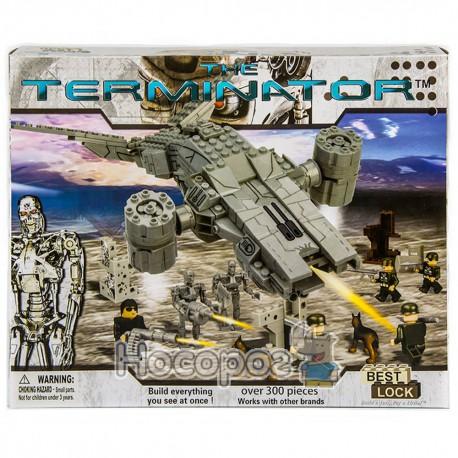 Конструктор 01044 Т Космический корабль (300 деталей)