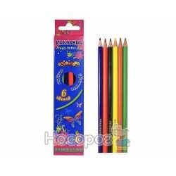 Олівці кольорові BEN10 12