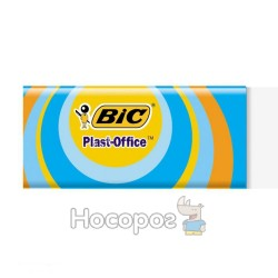 Ластик BIC Plast-Office 927867