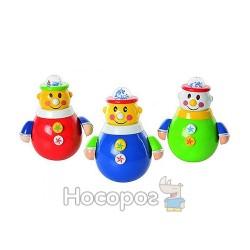 Неваляшка музыкальный клоун-6369