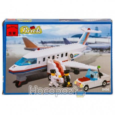 Конструктор 151269/0496 Самолет