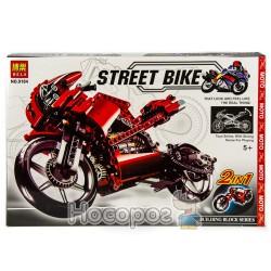 Конструктор В 380354/9184 Мотоцикл