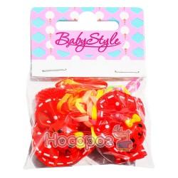 Резинка для волос BS-62-2*10 Hello Kitty