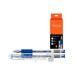 Ручка гелева TZ-5224, синя