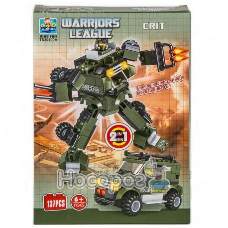 Конструктор В 1141661 Робот