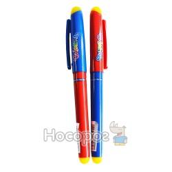 Ручка-роллер пиши-стирай COLORINO 42703 PTR, синяя
