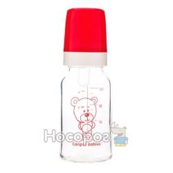 Бутылочка Canpol babies стеклянная, 120 мл