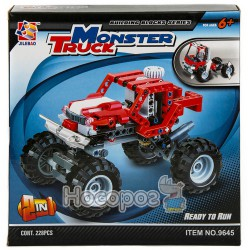 Конструктор В 846650 Monster Truck