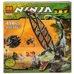 Конструктор В 1017063 Ниндзя (414 деталей)