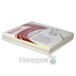 Папір для нотаток Ecо Eagle 654-25P мікс