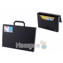 Портфель пластиковий на 1 відділення А4 Eco Eagle 5040