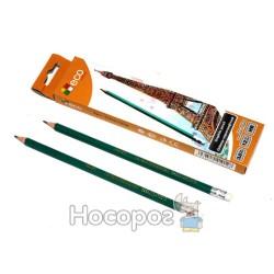 Олівець простий Eco Eagle TY410-12