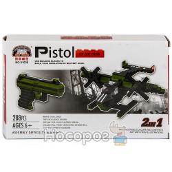 Конструктор В 1138189 Военный пистолет