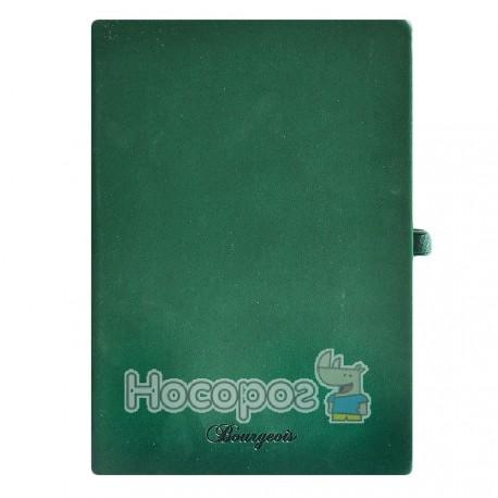 Блокнот 623 130687 А5 зеленый