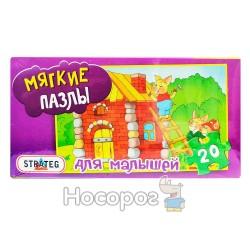 """Пазли Стратег """"МІКС"""" 255"""