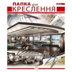 Папка креслярська ф. А-3 10арк., Ц349011У(16.68)