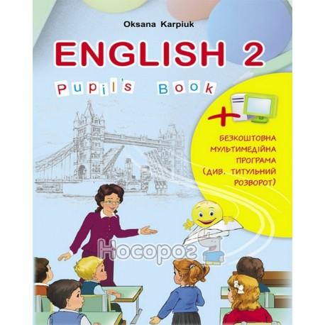 Англійська Мова 2 КАРП'ЮК