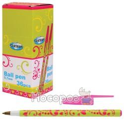 Ручка шариковая Centrum Hearts 85380
