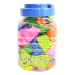 """Воздушные шарики """"Цветные"""" 16044В NEW"""