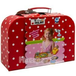 Посуда в чемодане (9798-Н2/Н1/Н4)