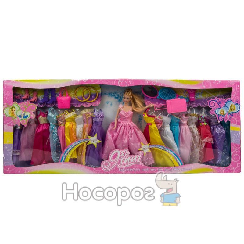 Фото Лялька з вбранням 83158 (плаття, аксесуари) (9)