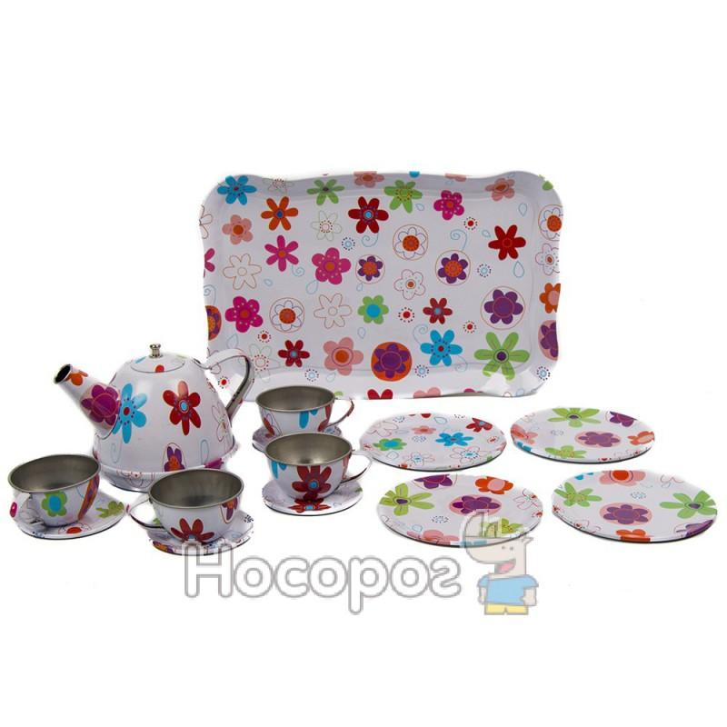 Фото Посуда в валізі 9798-3В/1В/4В металева, 3 вида (32)
