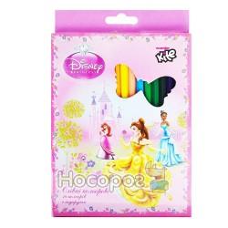 "Карандаши цветные Kite P11-052 WK ""Princess"" + подарок"