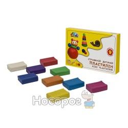 """Пластилин Гамма """"Любимые игрушки"""" 331026"""