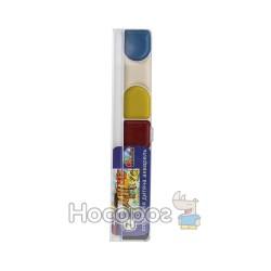 Краски Акварель медовая 7 цветов Мозаика 312050