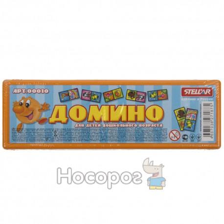 Гра 00010 Доміно Герої мультфільмів (28)