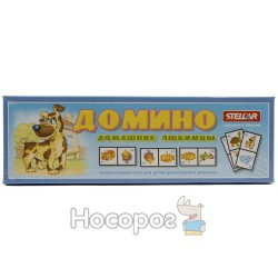 Игра 00015 Домино №15 Домашние любимцы (16)