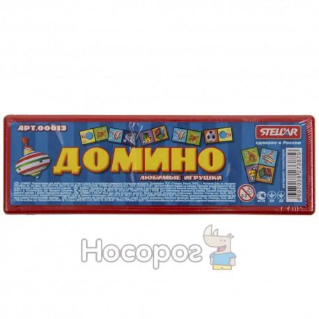 Гра 00013 Доміно Улюблені іграшки (28)