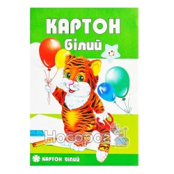 Картон белый Зибнев КБ- 9 А4
