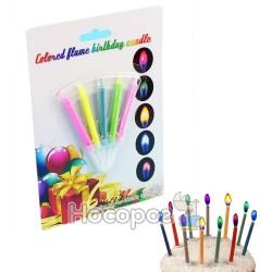 Набор свечей для торта 5162