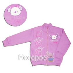 """Куртка для дівч.""""Собачка-1"""" 10008"""