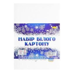 Картон білий Апельсин А4 КБ-А4-7 7 аркушів