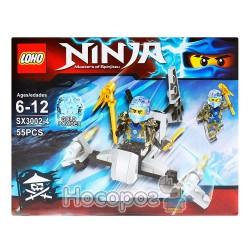 "Конструктор ""Brick"" ""NINJA"" SX3002-4"