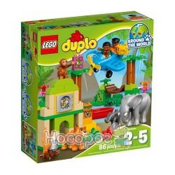 """Конструктор LEGO """"Джунгли"""" 10804"""
