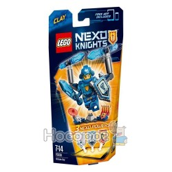 "Конструктор LEGO ""Могучий Клэй"" 70330"