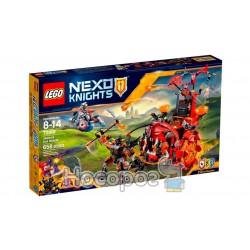 """Конструктор LEGO """"Зломобиль Джестро"""" 70316"""