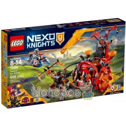 """Конструктор LEGO """"Колісниця Хаосу Повелителя звірів"""" 70314"""