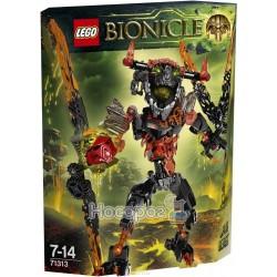 """Конструктор LEGO """"Зверь-лава"""" 71313"""